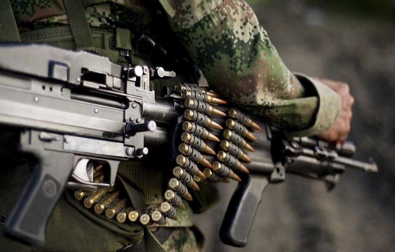 Wallpaper Gun Soldier Weapon Man Rifle Mag Uniform