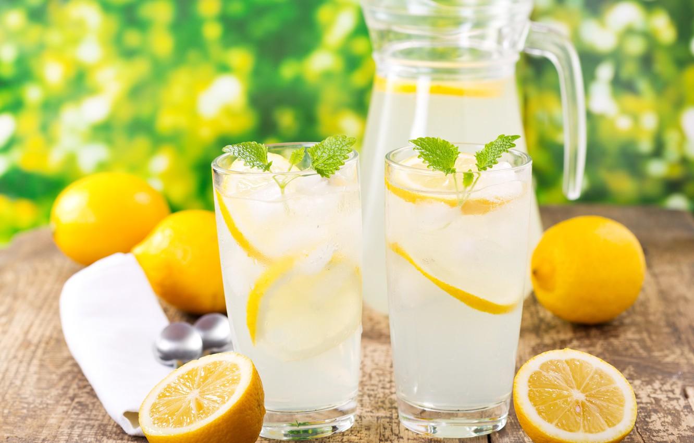 стакан с лимонным коктейлем картинки средство
