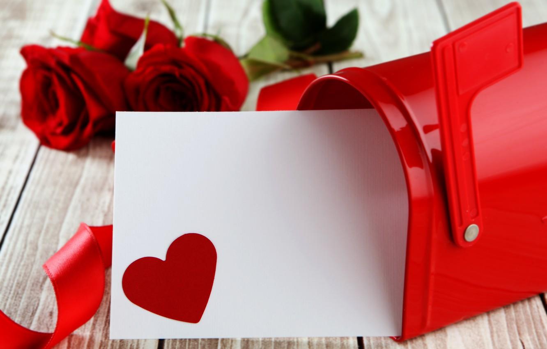 Wallpaper Heart Red Love Romantic Hearts Valentine S