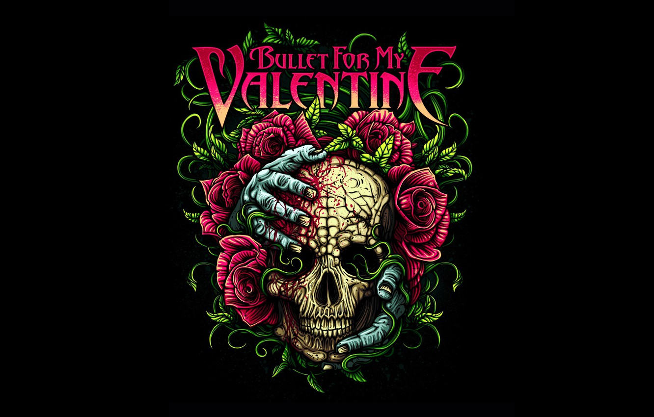 Wallpaper Rock Bullet For My Valentine Bfmv Images For Desktop