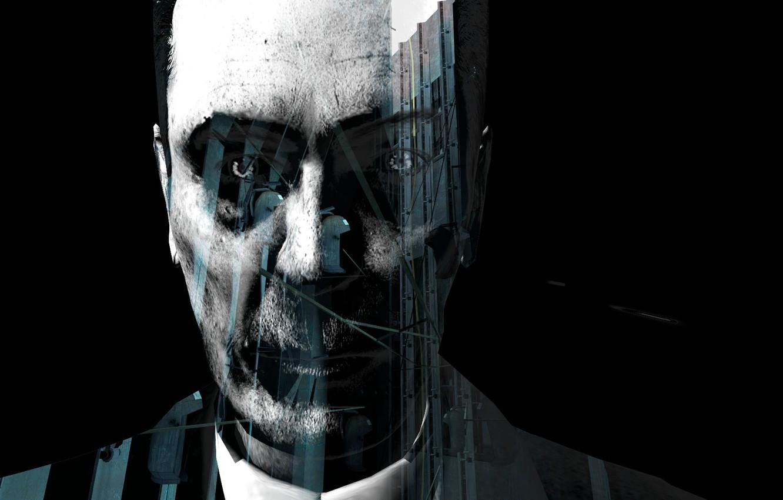 Wallpaper Half Life 2 Citadel G Man Images For Desktop Section