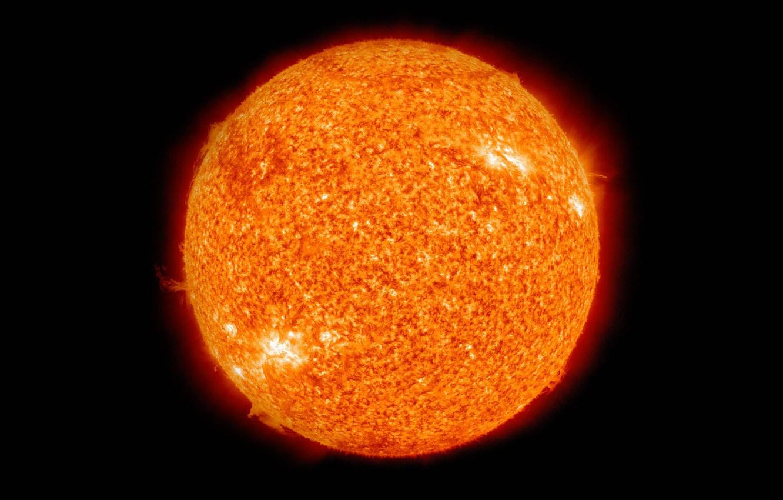 Photo wallpaper star, The sun, Solar System