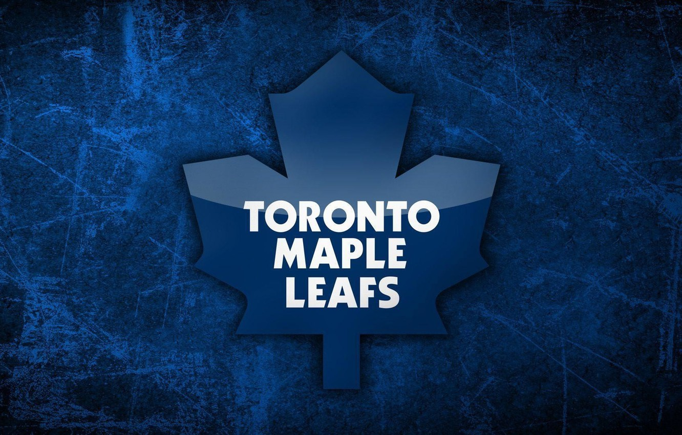 Wallpaper Ice Emblem Toronto Maple Leaves Nhl Nhl National Hockey League Toronto Maple Leafs Toronto Maple Leafs Hockey Club Images For Desktop Section Sport Download