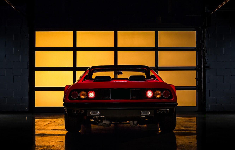 Photo wallpaper Auto, Machine, Ferrari, Ferrari, 365, Boxer, Berlinetta, Side view, GT4, Jeremy Cliff, 365 GT4, 365 …