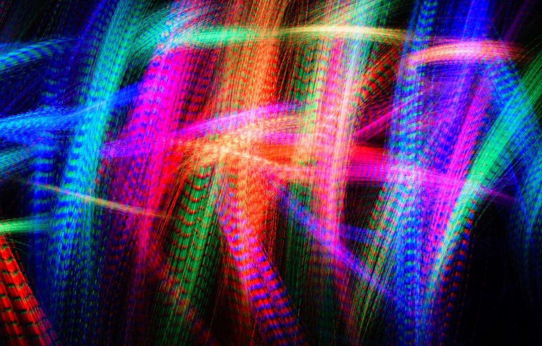 Photo wallpaper abstraction, strip, the dark background, pattern, brightness