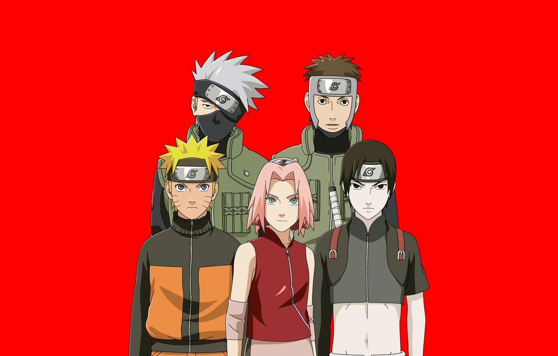 Wallpaper Naruto, anime, ninja, asian, manga, shinobi ...