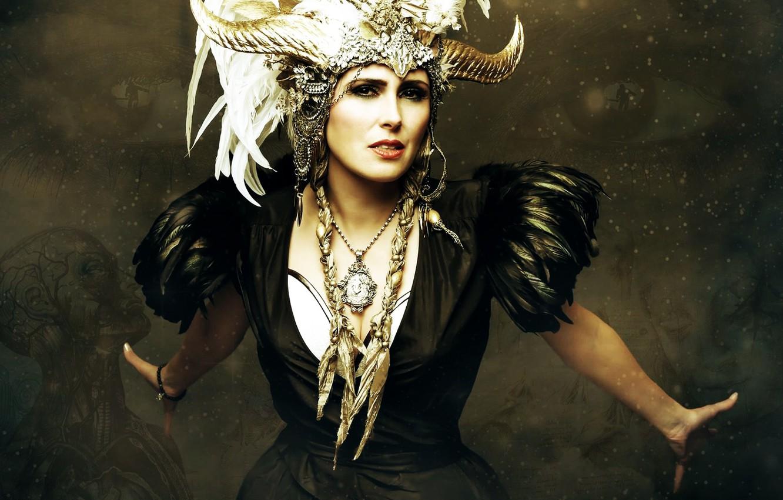 Wallpaper Within Temptation Symphonic Metal Sharon Den