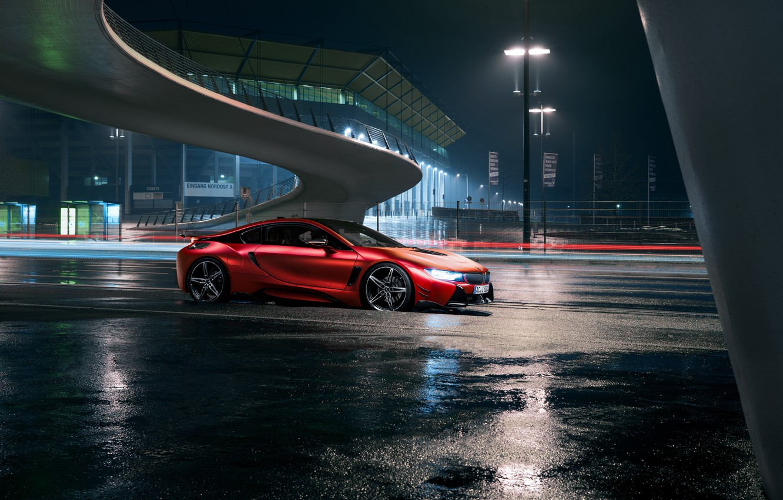 Photo wallpaper Red, BMW, Tuning, Car, Schnitzer, 2017, ACS8