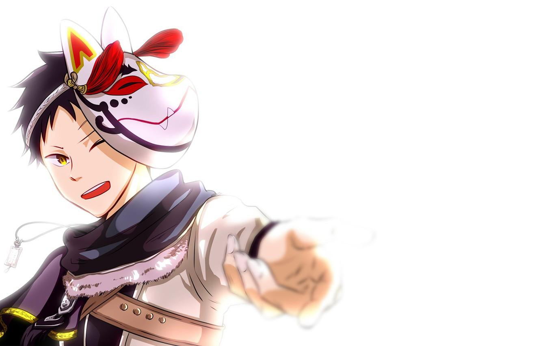 Wallpaper Anime Mask Guy Akagami No Shirayukihime Images For