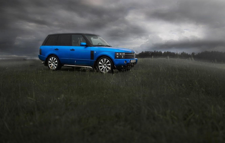 Photo wallpaper Range Rover, Pintoresca, Pontorezka, AcademeG