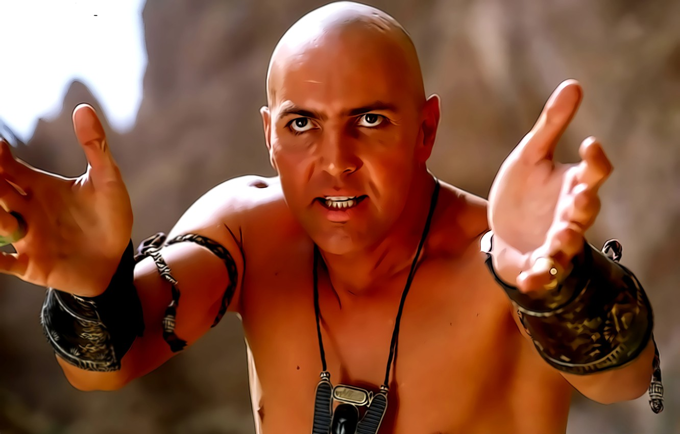 Photo wallpaper fan art, Priest, Imhotep, Arnold Vosloo, The Supreme