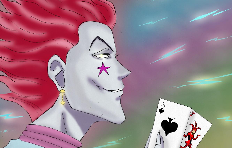 Wallpaper Anime Joker Assassin Asian Manga Hunter Hunter X