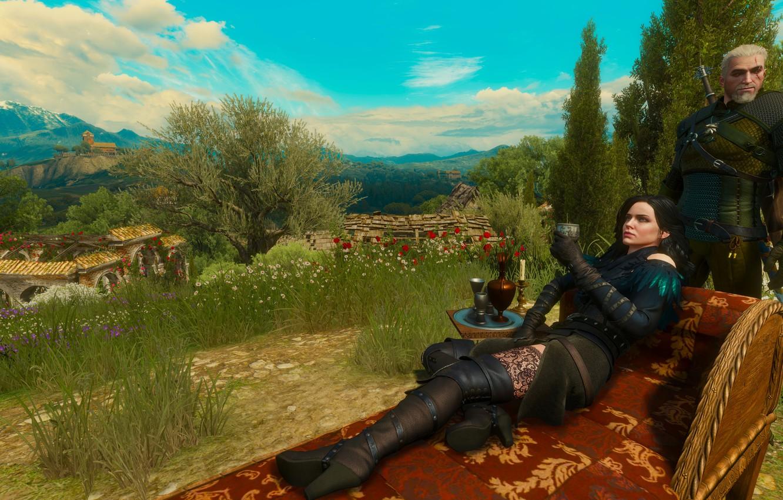 Wallpaper Nature Geralt Of Rivia The Witcher 3 Wild Hunt Blood