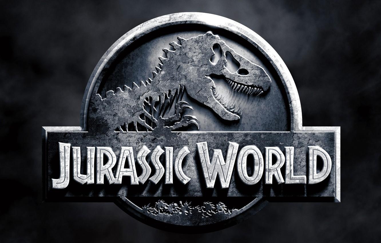Photo wallpaper dinosaur, poster, Jurassic world, Jurassic World