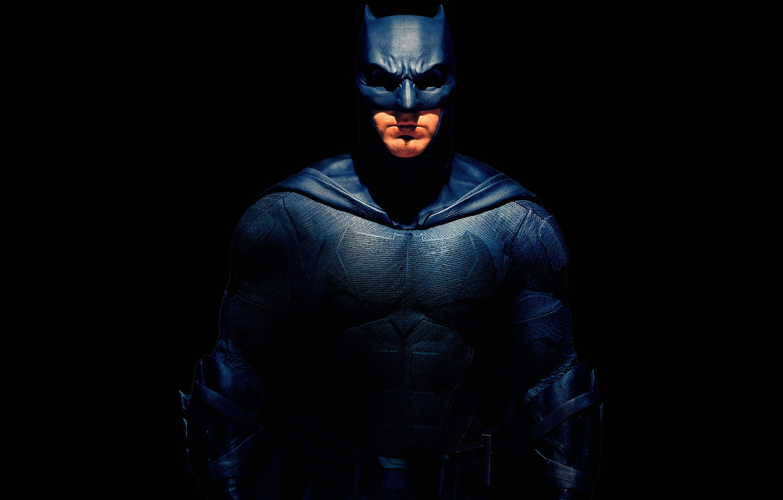 Wallpaper Mask Costume Black Background Batman Ben