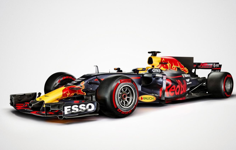 Photo wallpaper formula 1, the car, Formula 1, Red Bull, red bull, RB13