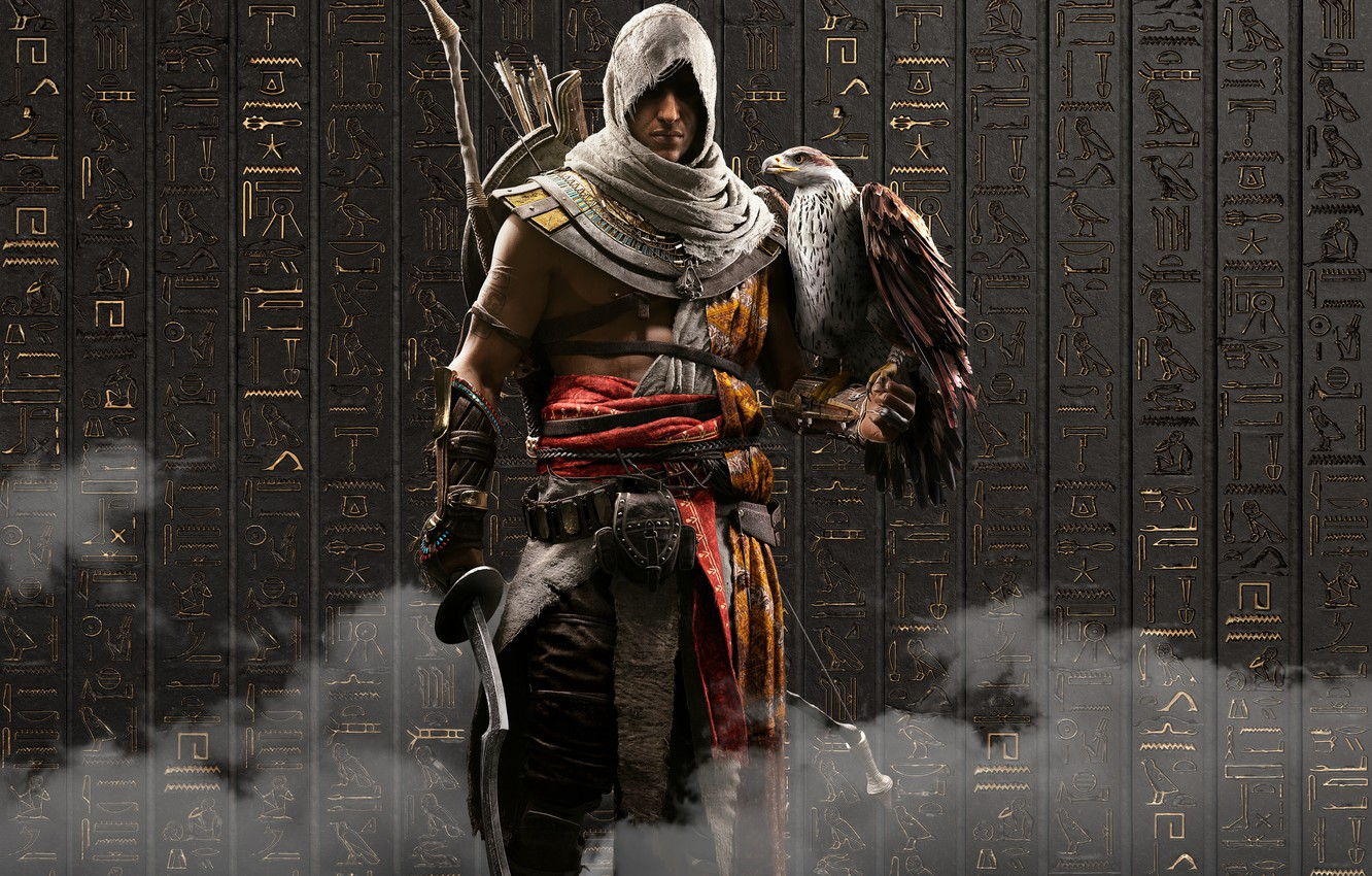 Wallpaper Origins Ubisoft Assassin S Creed Assassin Assassin S Creed Origins Images For Desktop Section Igry