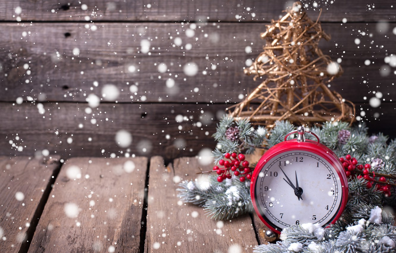 Photo wallpaper snow, decoration, tree, New Year, Christmas, happy, Christmas, wood, snow, New Year, Merry Christmas, Xmas, …