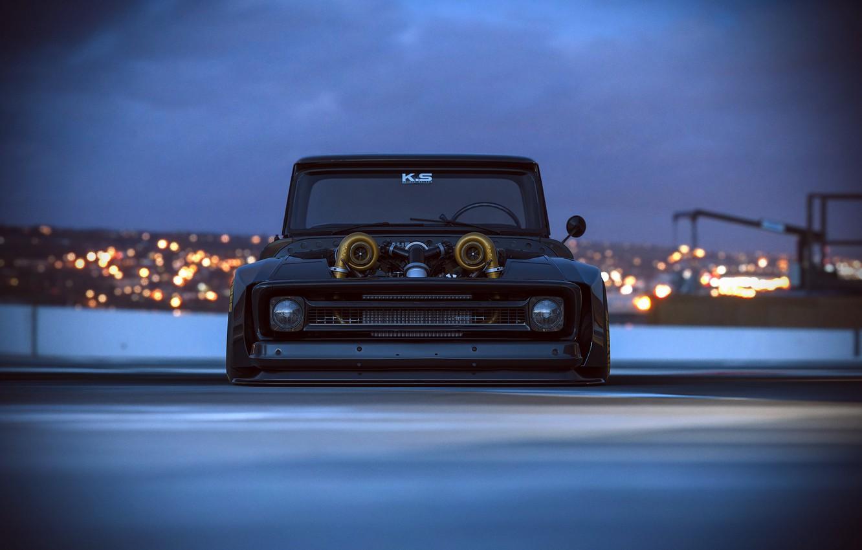 TT - Chevy C10