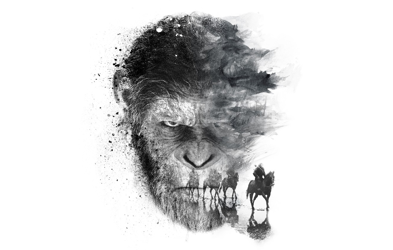Wallpaper Minded Apes Dawn The Amiah Miller Woody Harrelson