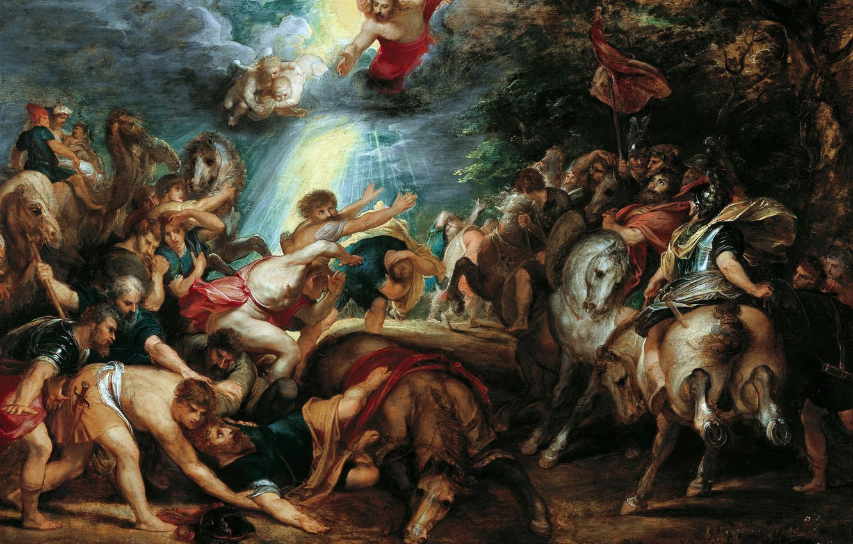 Photo wallpaper picture, religion, Peter Paul Rubens, mythology, Pieter Paul Rubens, The Conversion Of Saul