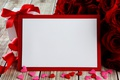 Picture red roses, valentine`s day, love, roses, romantic, gift, hearts, heart, red