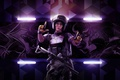 Picture Girl, Tom Clancy's, Equipment, Operators: Key Art, Helmet, Ubisoft, Ubisoft Entertainment, The vest, Special forces, ...