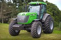 Picture green, Brazil, tractor, made in Brazil, agricultural machinery, Agrale brand tractor, Agrale, Brazilian factory, gaucho ...