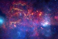 Picture galaxy, space, darkness