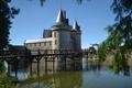 Picture France, France, Chateau of Sully sur Loire, The castle of Sully-sur-Loire