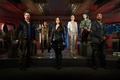 Picture look, actors, the series, Movies, Dark Matter, dark matter, the bridge of the ship