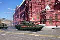 Picture parade, Russian, the main tank, T-14, Armata