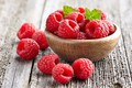 Picture raspberry, berry, Cup, red, bokeh, closeup