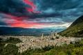 Picture Italy, Pacentro, Abruzzi