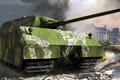 Picture Mouse, Mouse, Panzerkampfwagen VIII, Porsche Type 205, Sd.Car 205, superheavy tank
