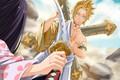 Picture demon, girl, sword, game, anime, katana, ken, blade, asian, manga, japanese, oriental, asiatic, combat, oni, ...