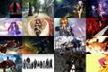 Picture sword, gun, Naruto, One Piece, Black Rock Shooter, armor, pirate, weapon, tiger, anime, plan, ken, ...