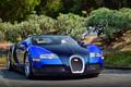 Picture veyron, bugatti, blue