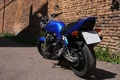 Picture Honda, Blue, SuperFour, CB400