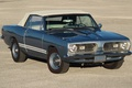 Picture Plymouth Barracuda, 1967., Blue, Convertible, Muscle car