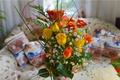 Picture Bouquet, Bouquet, Roses, Roses, Room