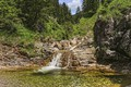 Picture Tyrol, river, Austria, waterfall, Reutte, forest