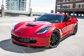 Picture Chevrolet, Wheels, Forgeline, Stingray, Piece, Forged, One, GA1R, Corvette, Monoblock