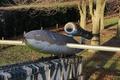 Picture replica, Manned rocket, Fi 103, Fieseler, V1