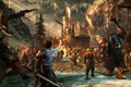 Picture fight, Shadow of War, Middle-earth Shadow of War, Shadow Of War, ken, sword, troll, Middle-earth, ...