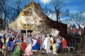 Picture religion, The Adoration Of The Kings, mythology, Jan Brueghel the elder, picture