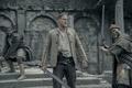 Picture Djimon khonsu, Charlie Hunnam, charlie hunnam, sword, sword, king Arthur, king arthur