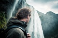 Picture Iceland, Alexandre Deschaumes, waterfall
