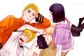 Picture Naruto, anime, ninja, shinobi, japanese, god, byakugan, Hinata, jinchuuriki, doujutsu, nanadaime hokage, kunoichi, family, Boruto, ...