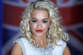 Picture look, face, model, blonde, singer, Rita Ora, Rita Ora